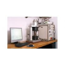 Control de calidad del material magnético